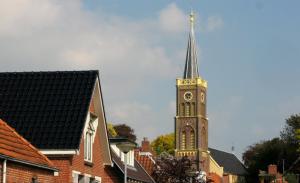 De kerk van Usquert